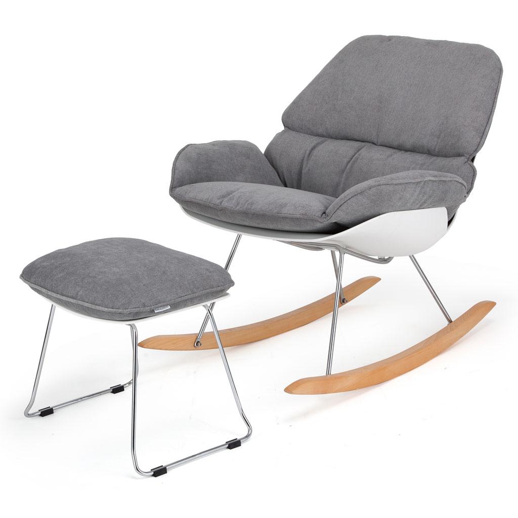Brilliant Rocking Chair Garageeight En Inzonedesignstudio Interior Chair Design Inzonedesignstudiocom